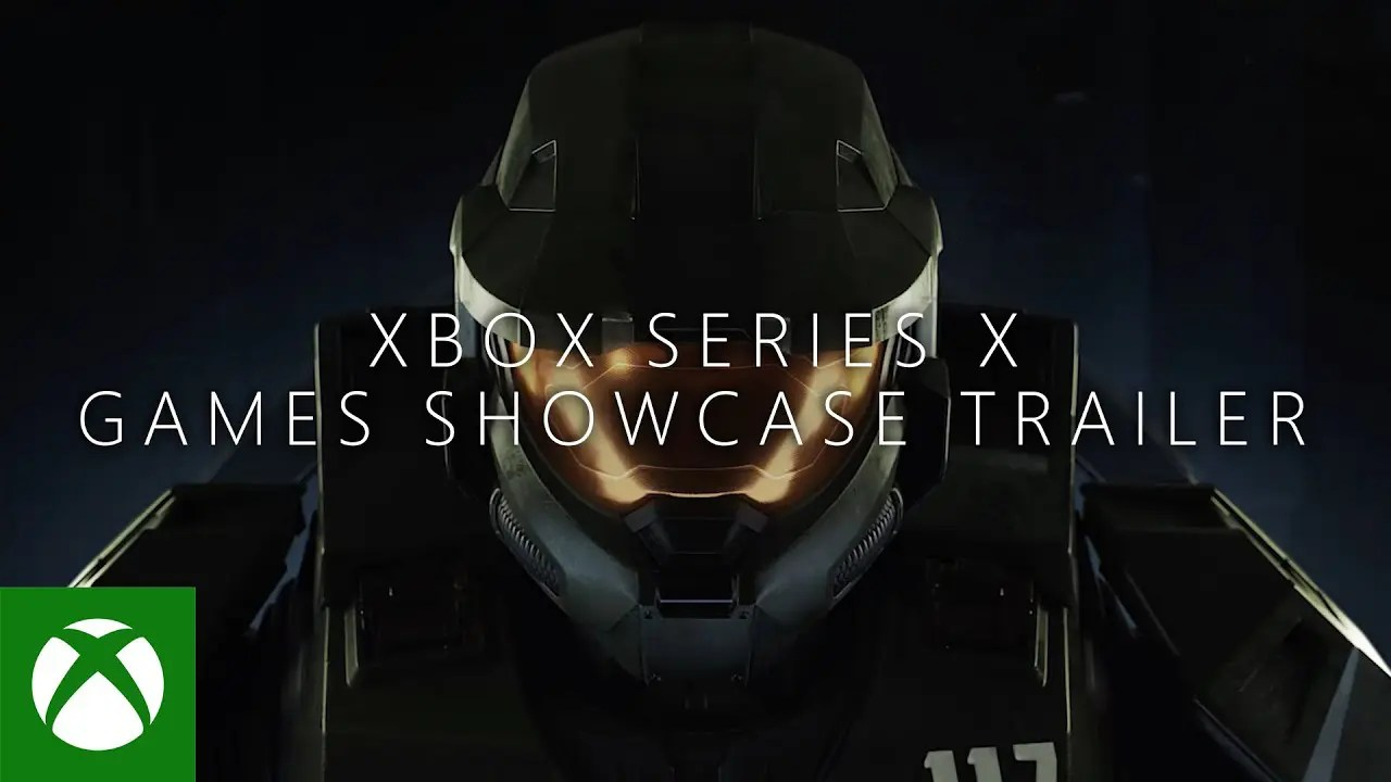 Xbox Series X - Xbox Games Showcase - Games Announce Trailer
