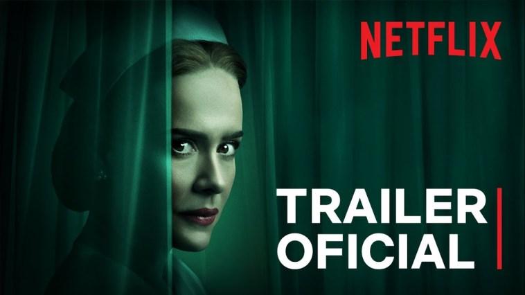 Ratched | Trailer oficial | Netflix