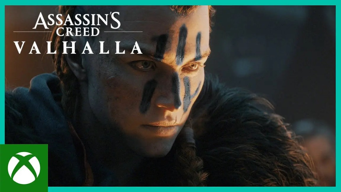 Assassin's Creed Valhalla: Official Soundtrack Cinematic Trailer | Ubisoft [NA], Assassin's Creed Valhalla: Official Soundtrack Cinematic Trailer | Ubisoft [NA]