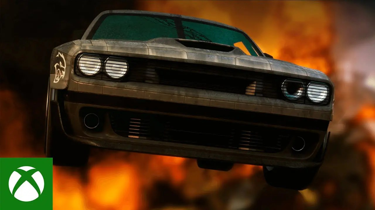 Fast & Furious Crossroads - Official Launch Trailer
