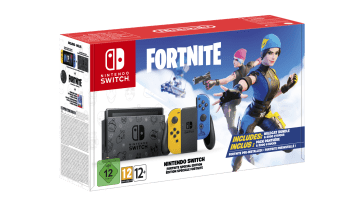 Nintendo Switch Fortnite Special Edition_packshot