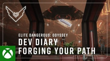 Elite Dangerous: Odyssey - Forge Your Path | Dev Diary