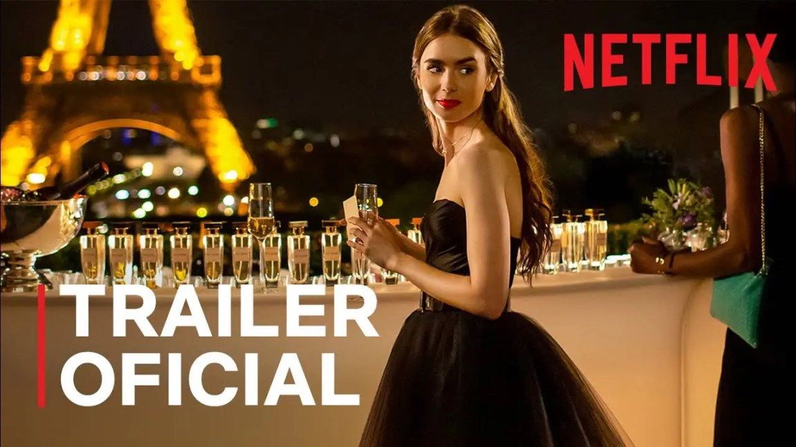 Emily in Paris | Trailer oficial | Netflix, Emily in Paris | Trailer oficial | Netflix