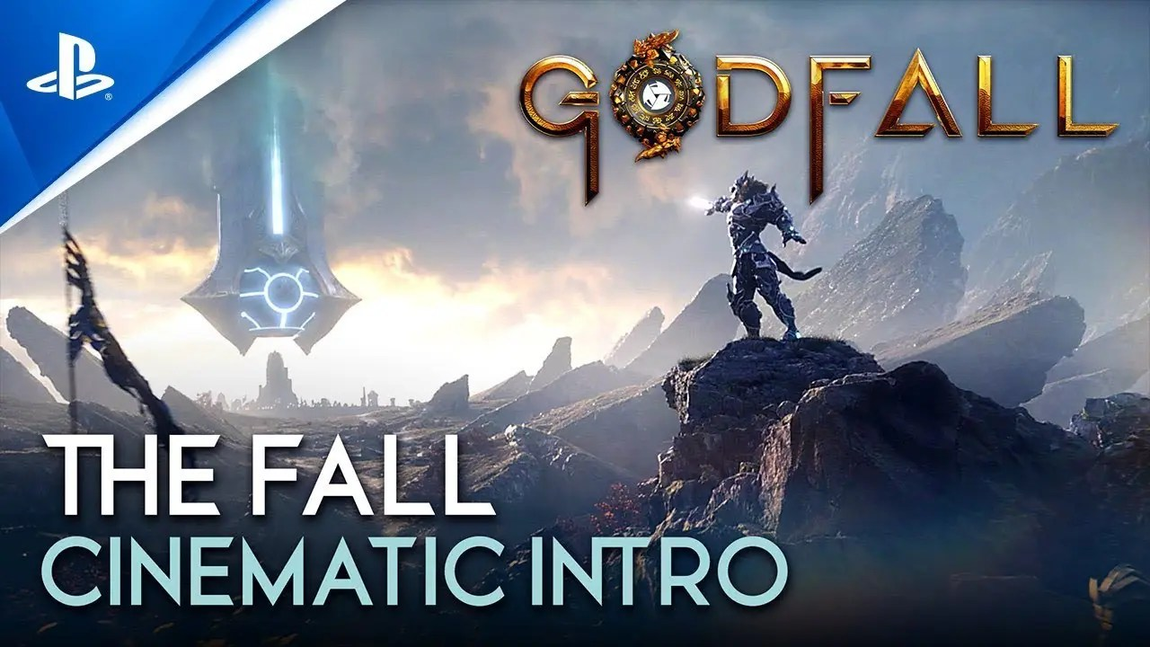 Godfall | Trailer Cinemático: The Fall | PS5