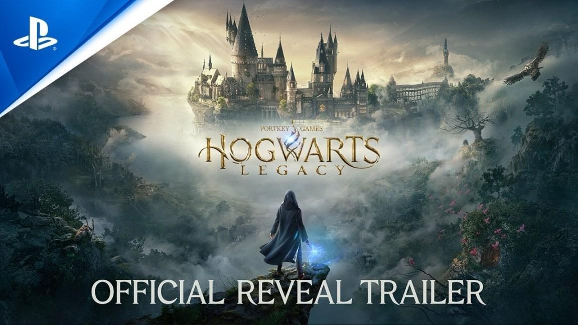 Hogwarts Legacy | Trailer de Revelação Oficial | PS5