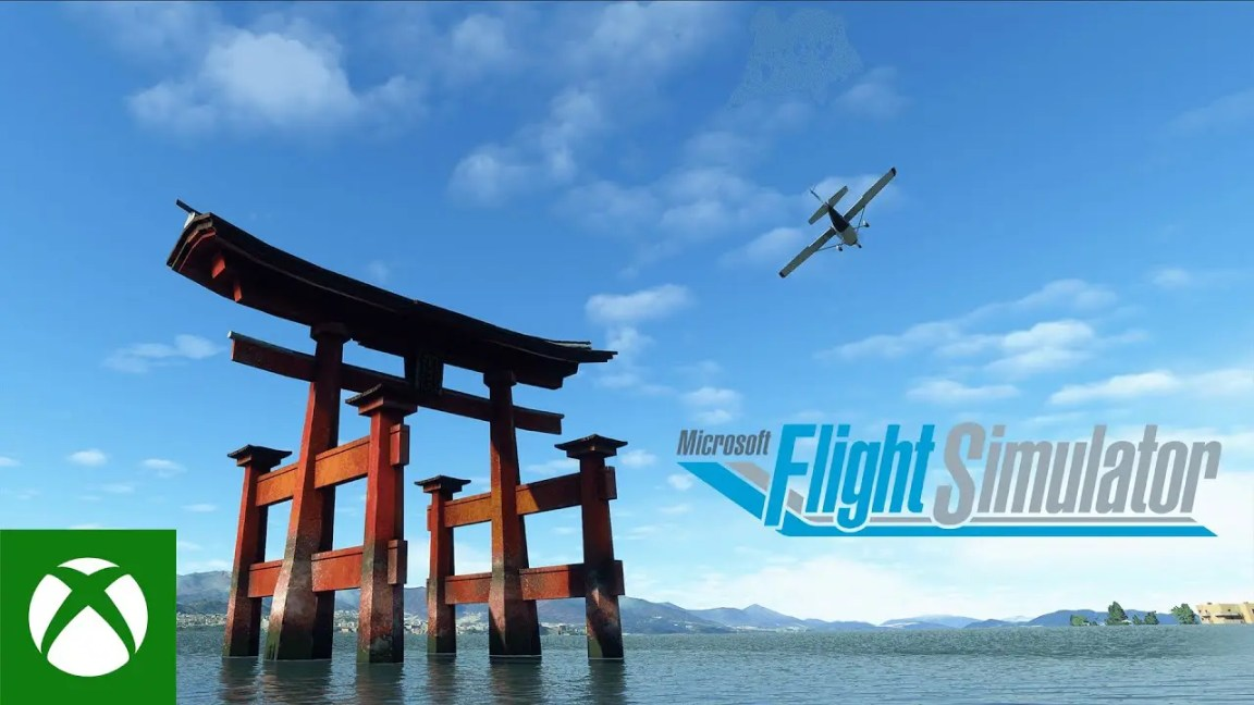 Microsoft Flight Simulator - Japan World Update Trailer, Microsoft Flight Simulator – Japan World Update Trailer