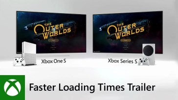 Xbox Series S - Loading Times Trailer, Xbox Series S – Loading Times Trailer