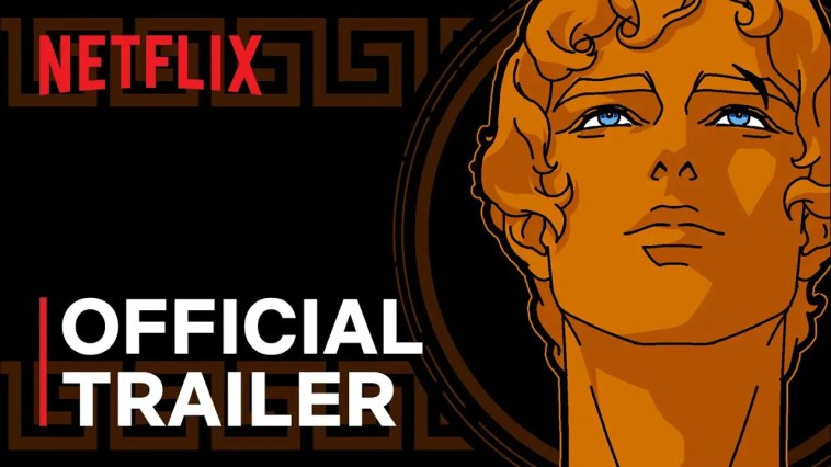 Blood of Zeus | Official Trailer | Netflix