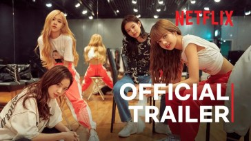 BLACKPINK: LIGHT UP THE SKY | Official Trailer | Netflix