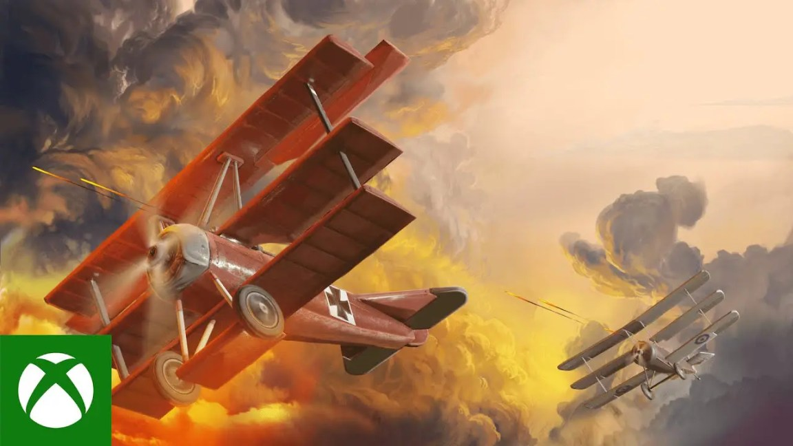 Red Wings: Aces of the Sky: Launch Trailer