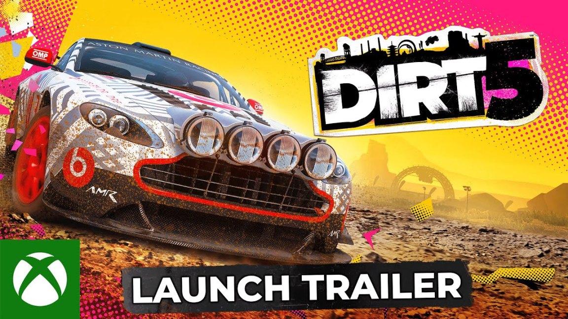 DIRT 5 | Official Launch Trailer | Launching November 6, DIRT 5 | Official Trailer de lançamento | Launching November 6
