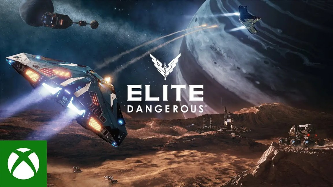 Elite Dangerous | Horizons Season Trailer