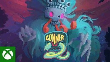 GONNER2 Launch Trailer - YouTube
