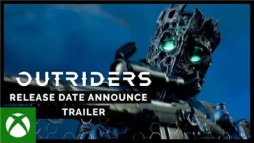 Outriders: Release Date Announce
