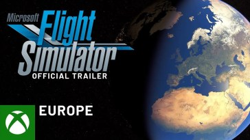 Microsoft Flight Simulator – Europe – Around the World Tour
