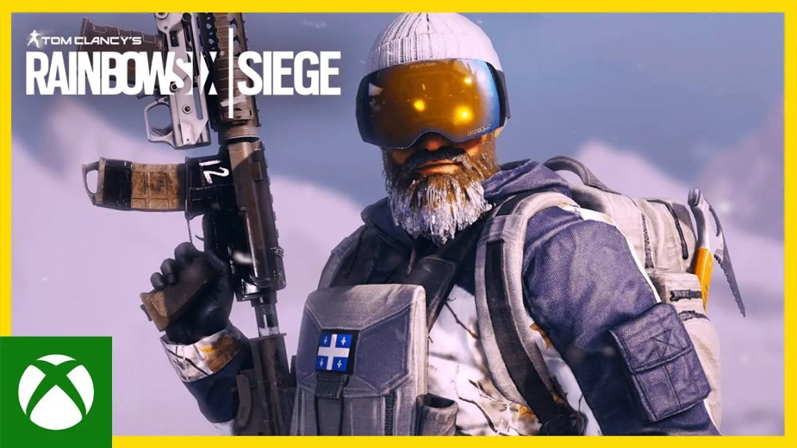 Rainbow Six Siege: Buck Elite Set - New on the Six | Ubisoft [NA]