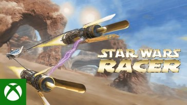Star Wars Episode I: Racer - Launch Trailer