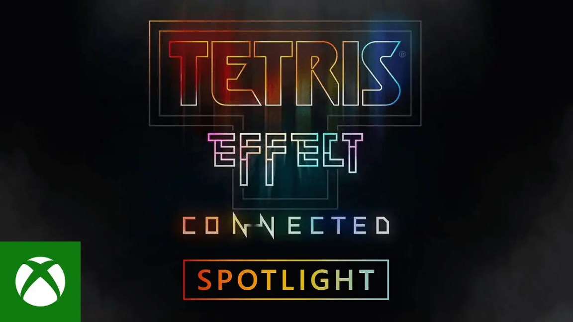 Tetris Effect: Connected Gameplay Spotlight, Tetris Effect: Connected Gameplay Spotlight