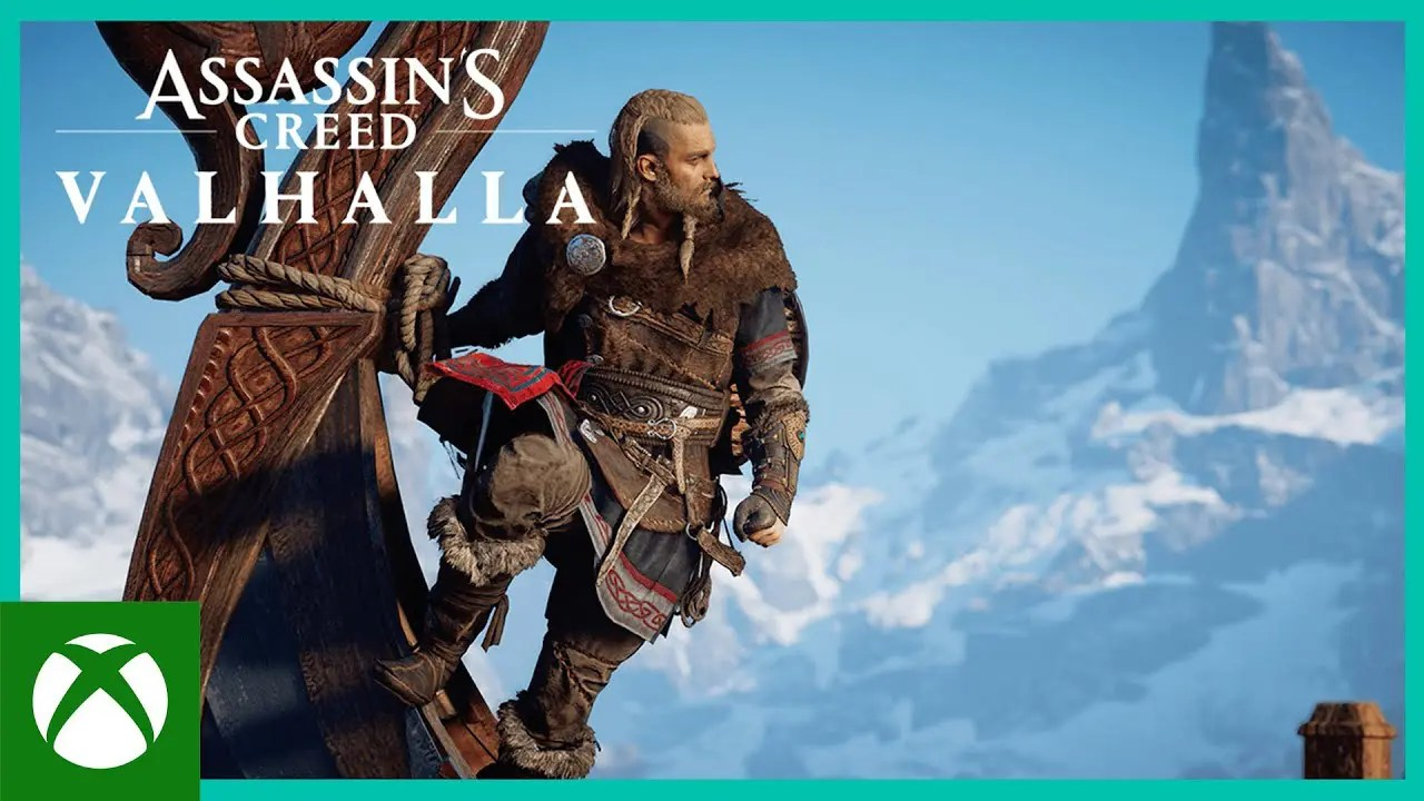 Assassin's Creed Valhalla - Launch Trailer