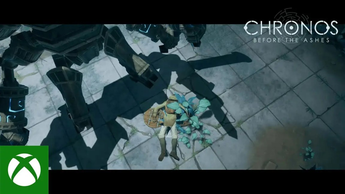 Chronos: Before the Ashes - Explanation Trailer, Chronos: Before the Ashes – Explanation Trailer