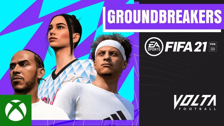 FIFA 21 | New VOLTA Groundbreakers