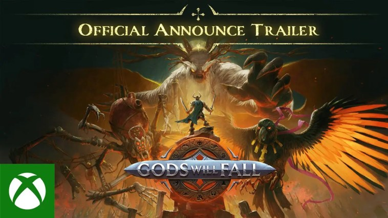 Gods Will Fall - Announcement Trailer