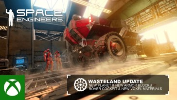 Space Engineers | Wasteland - YouTube
