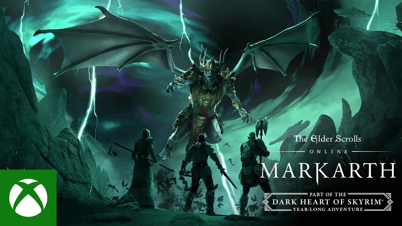 The Elder Scrolls Online: Markarth Gameplay Trailer