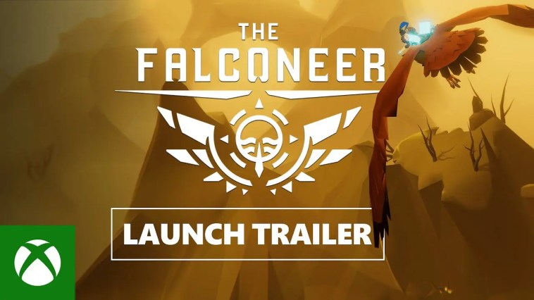 The Falconeer | Launch Trailer