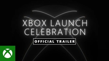 Xbox Launch Celebration – Xbox Series X|S – Official Trailer, Xbox Launch Celebration – Xbox Series X|S – Trailer Oficial