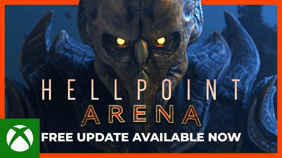 "Hellpoint - ""Arena"" 