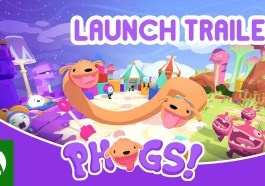 PHOGS Launch Trailer