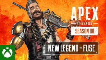 Apex Legends Season 8 – Meet Fuse – Apex Legends Character Trailer