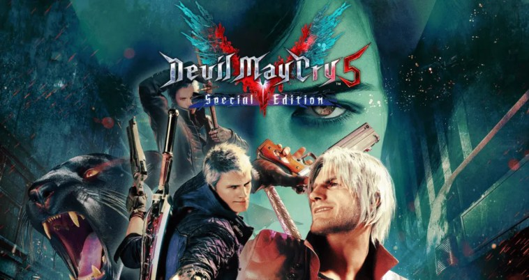 Devil May Cry 5, Devil May Cry 5 Special Edition (PS5) | Análise Gaming