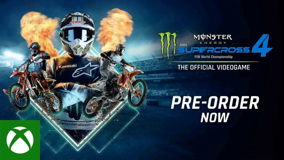 Supercross 4 | Kick Off Trailer