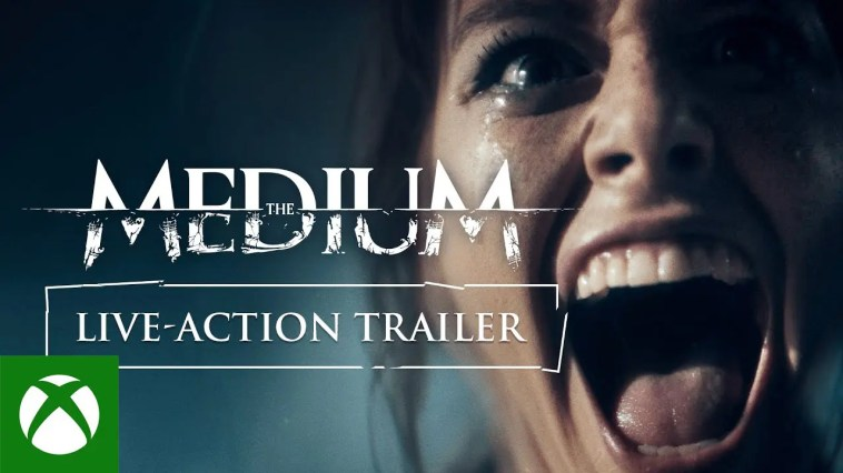 The Medium - Official Live Action Trailer