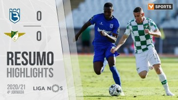 Highlights | Resumo: Belenenses 0-0 Moreirense (Liga 20/21 #4)