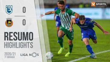 Highlights | Resumo: Belenenses 0-0 Rio Ave (Liga 20/21 #7)