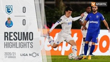 Highlights | Resumo: Belenenses SAD 0-0 FC Porto (Liga 20/21 #17)