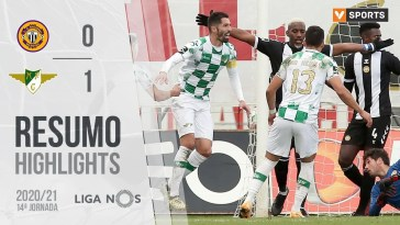 Highlights | Resumo: CD Nacional 0-1 Moreirense (Liga 20/21 #14)