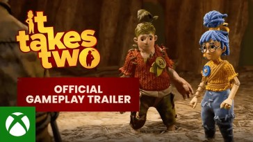 It Takes Two – Official Gameplay Trailer, It Takes Two – Official Gameplay Trailer