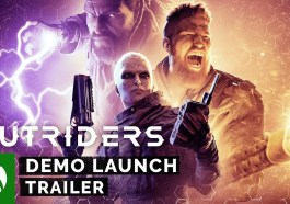 Outriders: Demo Launch Trailer