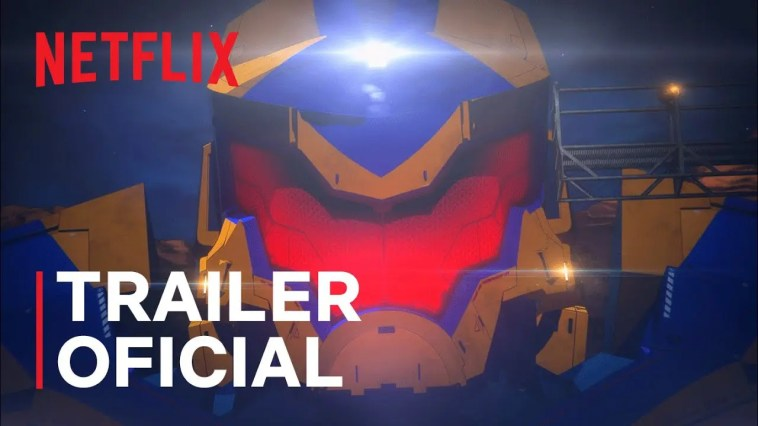 Pacific Rim: The Black | Trailer oficial #1 | Netflix