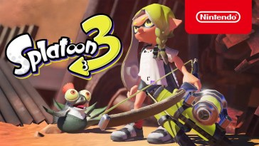 Splatoon 3 – Trailer de revelação (Nintendo Switch)