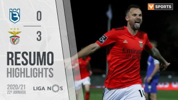 Highlights | Resumo: Belenenses SAD 0-3 Benfica (Liga 20/21 #22)