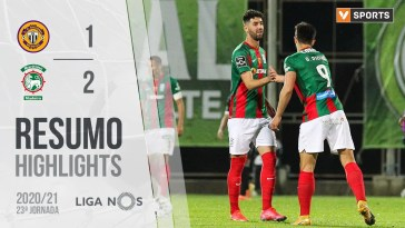 Highlights | Resumo: CD Nacional 1-2 Marítimo (Liga 20/21 #23)