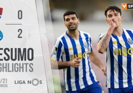 Highlights | Resumo: Gil Vicente 0-2 FC Porto (Liga 20/21 #22)