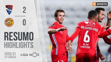 Highlights | Resumo: Gil Vicente 2-0 CD Nacional (Liga 20/21 #24)