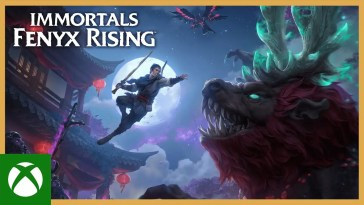 Immortals Fenyx Rising™ - Myths of the Eastern Realm DLC Trailer