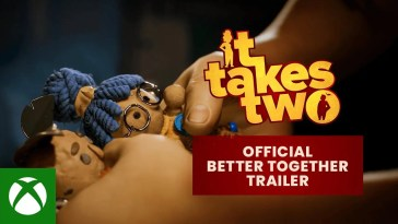 "It Takes Two – Official ""We're Better Together"" Trailer, It Takes Two – Official ""We're Better Together"" Trailer"